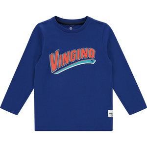 Vingino Vingino jongens shirt Jens Admiral Blue