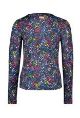 B.Nosy B.Nosy meisjes ao print shirt Spring