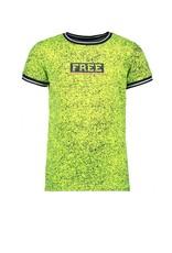 B.Nosy B.Nosy jongens t-shirt Free Melee Safety Yellow