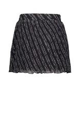 B.Nosy B.Nosy B.Yourself meisjes plissé rok zwart