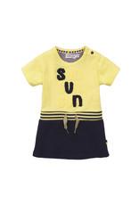 Dirkje Dirkje baby meisjes setje Sun Navy Yellow