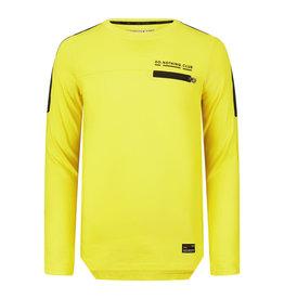 RETOUR Retour jongens shirt Raoul Fresh Yellow S21
