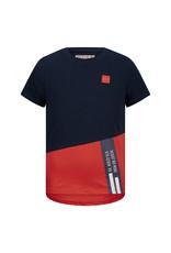 RETOUR Retour jongens t-shirt Gavin Dark Navy S21