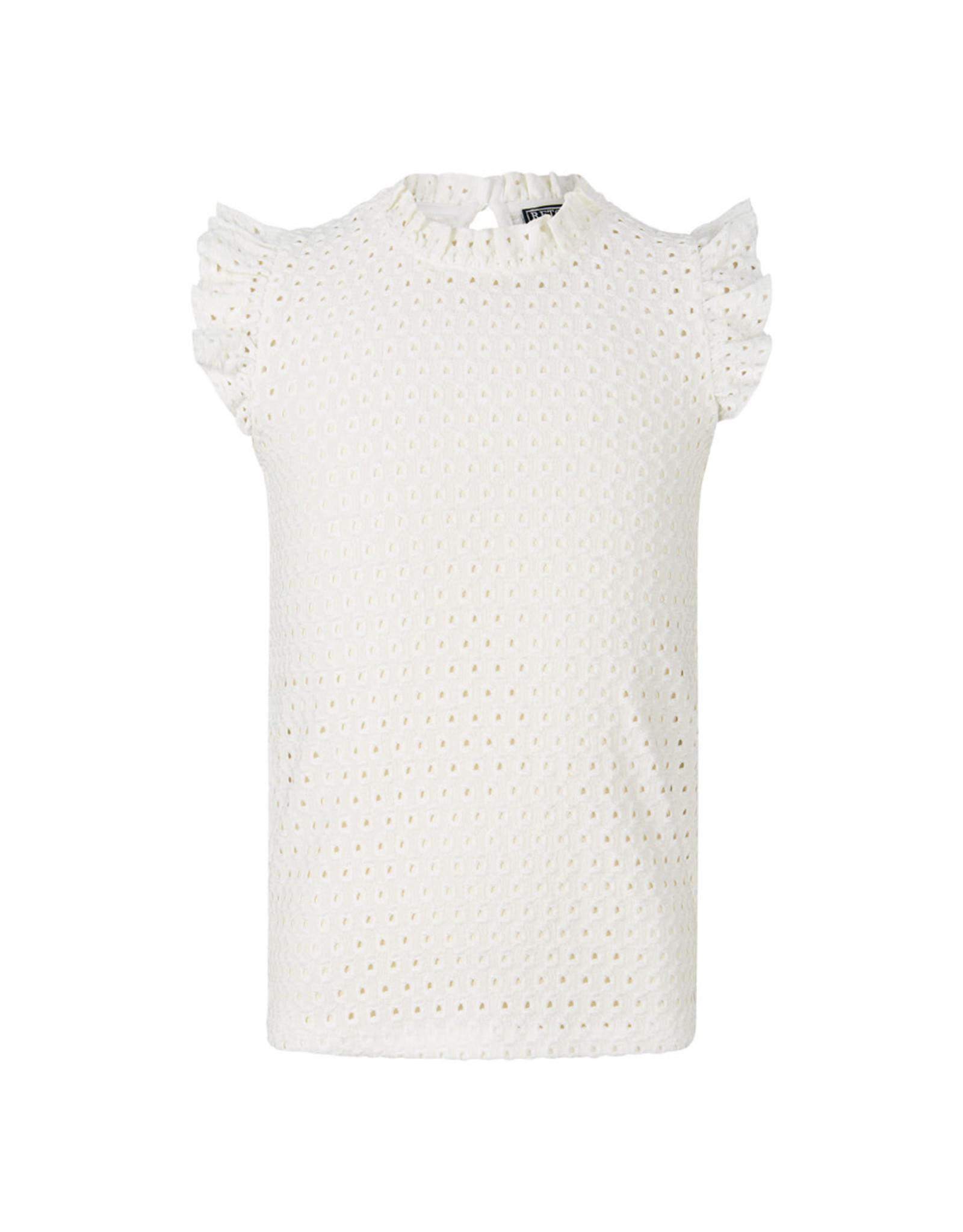 RETOUR Retour meiden t-shirt Fay Off-White S21