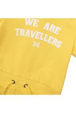 Koko Noko Koko Noko meisjes jurk Travellers Yellow