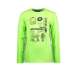 TYGO & vito TYGO & vito shirt Instruments Green Gecko