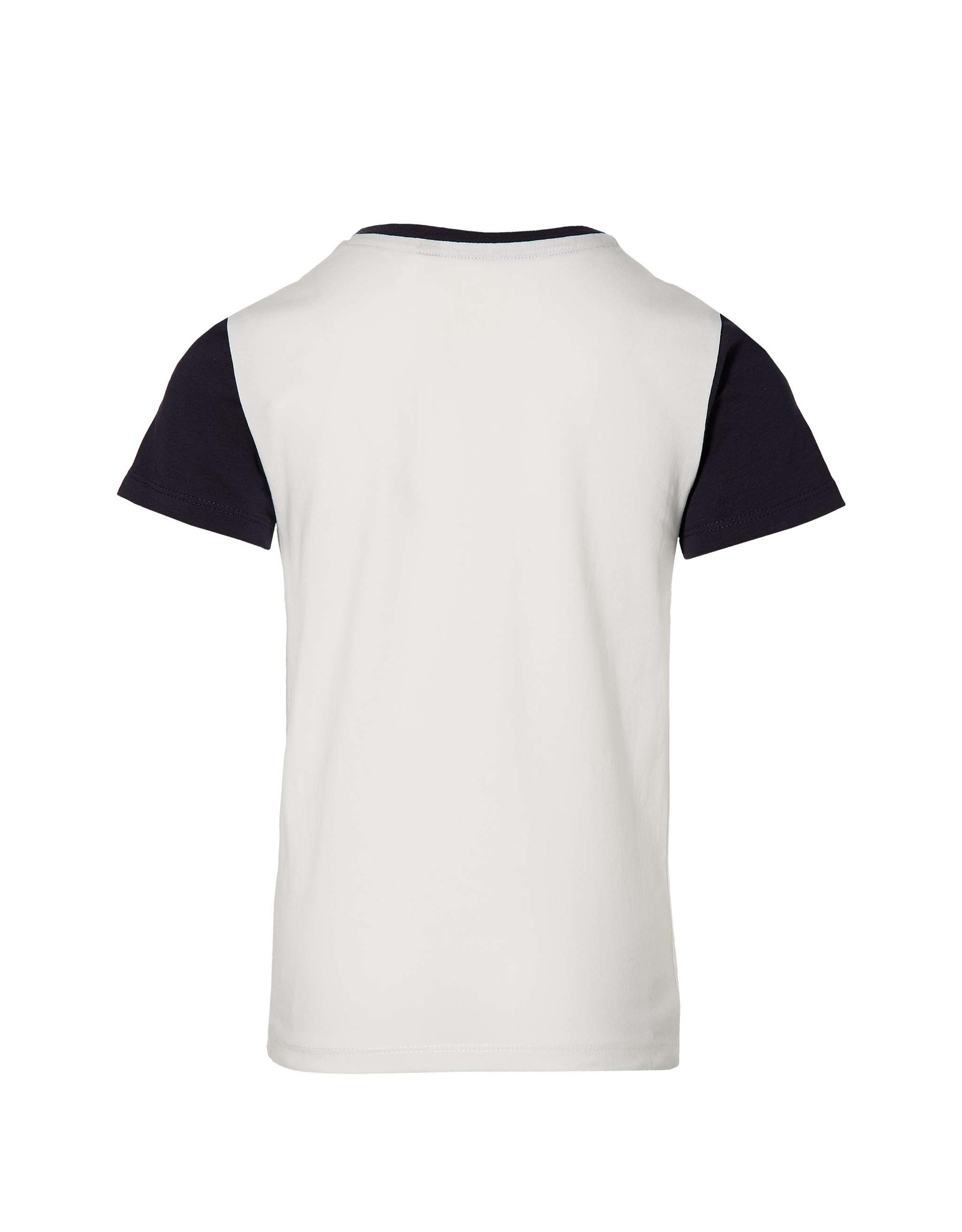 Quapi Quapi jongens t-shirt Fadi White