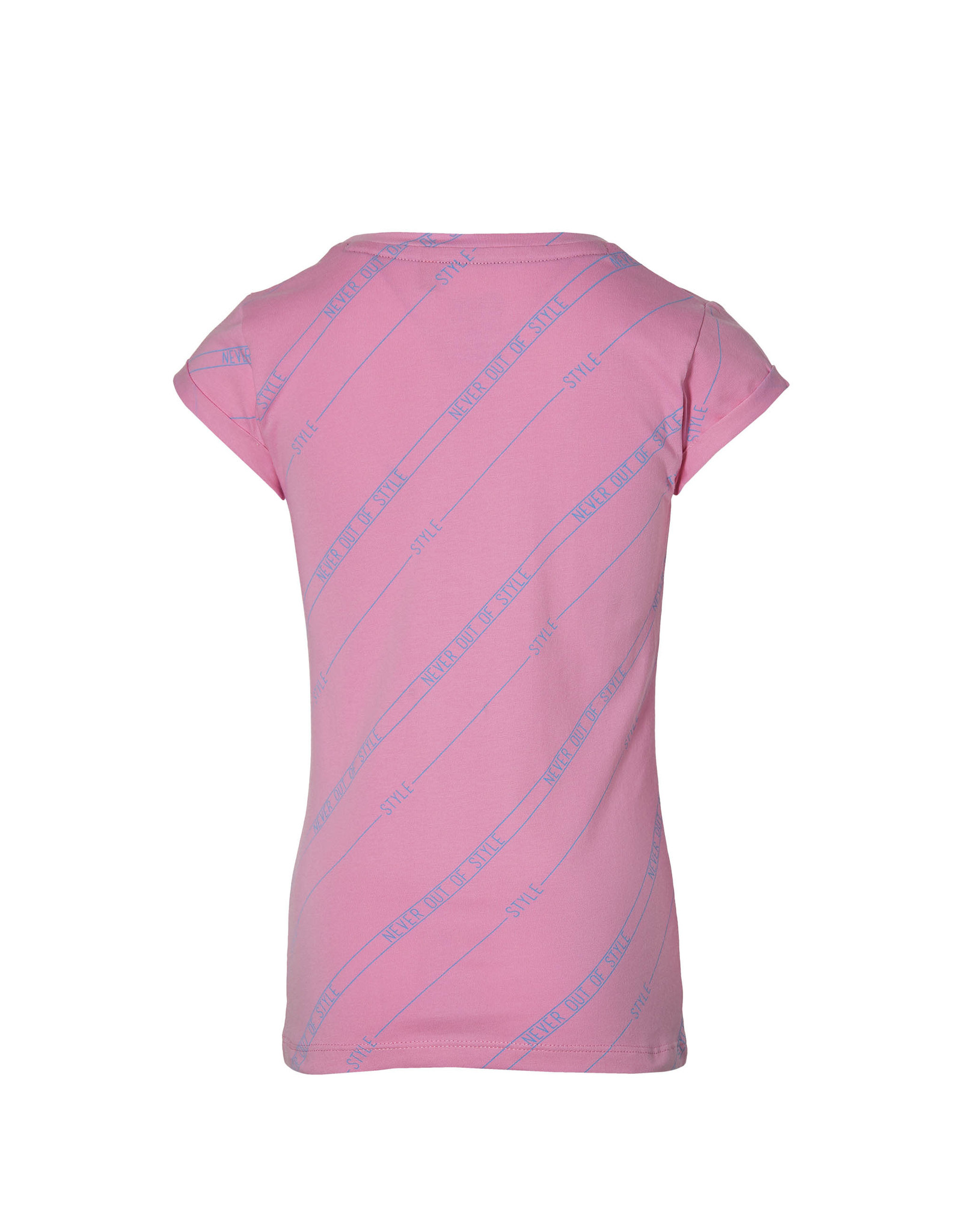 Quapi Quapi meisjes t-shirt Femma Soft Pink