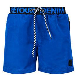RETOUR Retour jongens zwembroek Rider Mid Blue S21