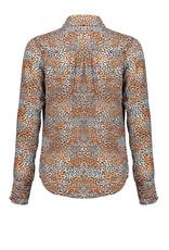 NoBell meiden blouse Tess Ginger