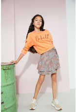 NoBell meiden sweater Kess Cantaloupe