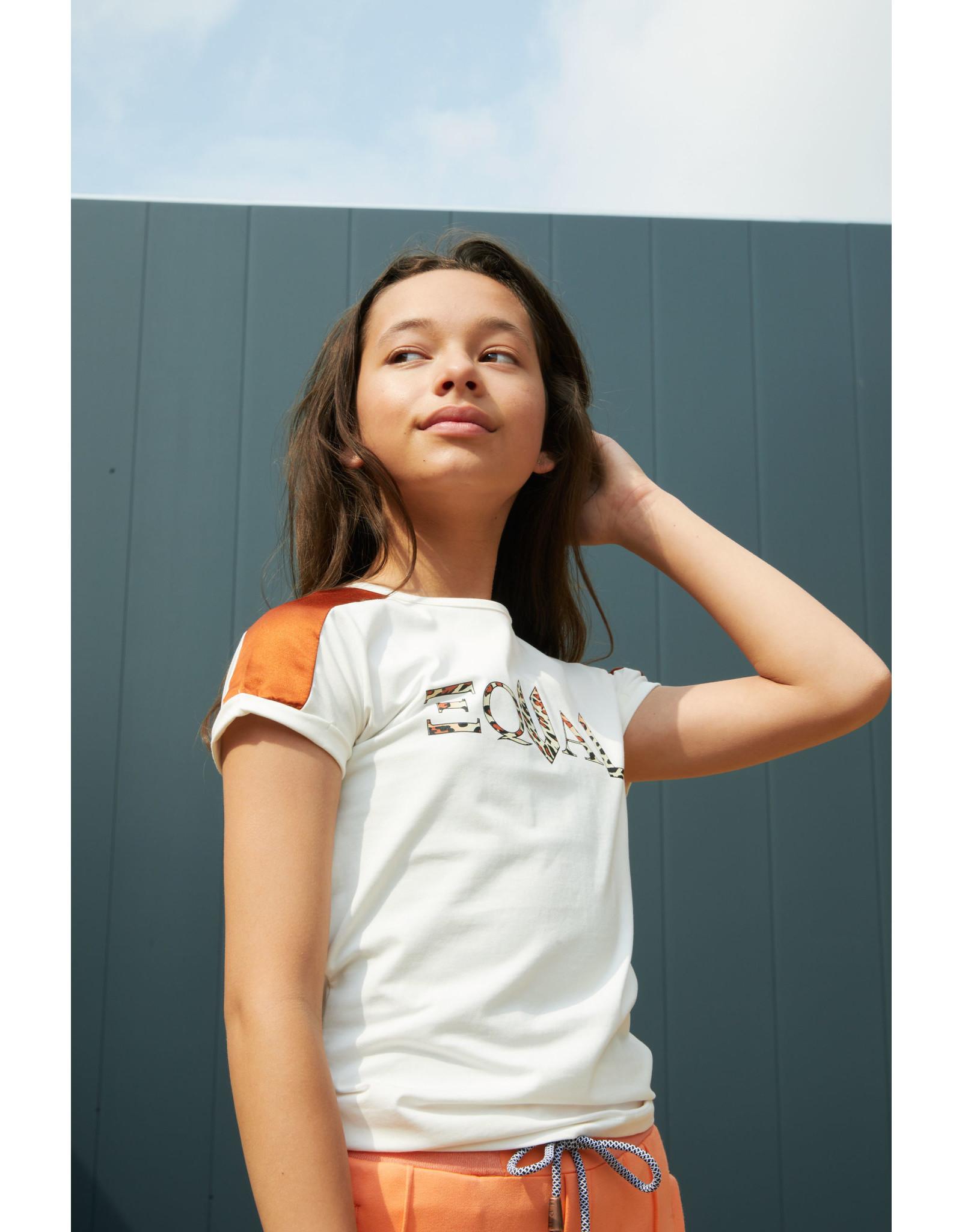 NoBell meiden t-shirt Kamy Off White S21