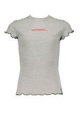 NoBell NoBell meiden t-shirt KimaB Off White S21