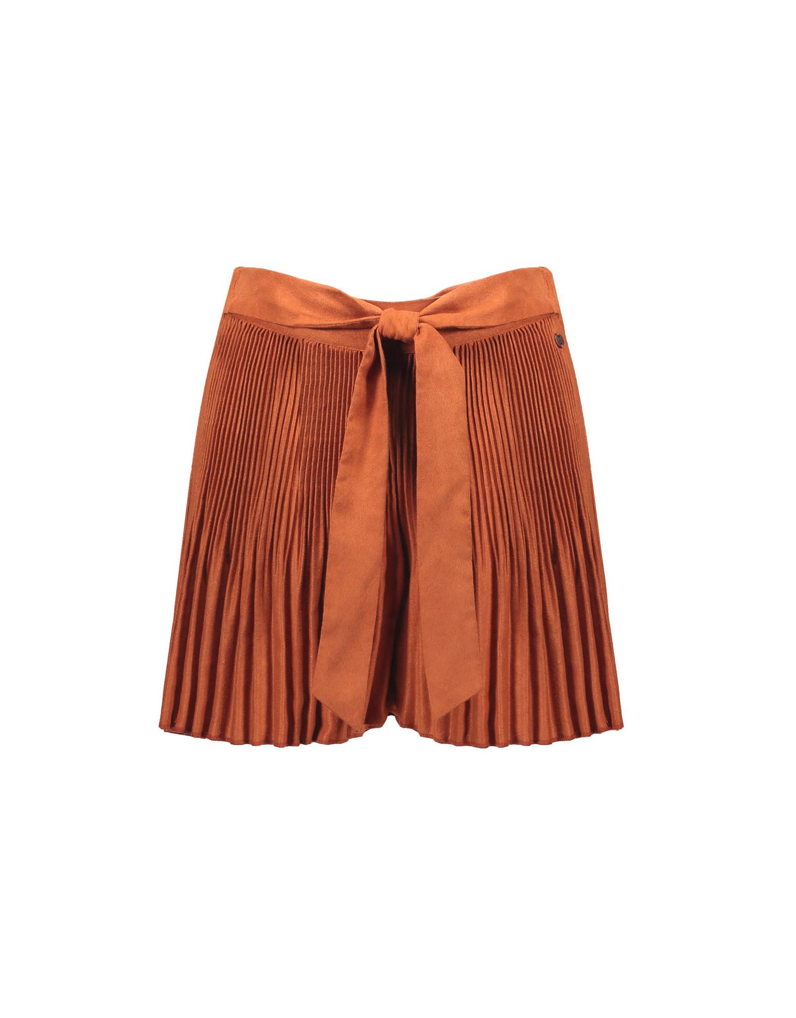NoBell meiden plisse korte broek Silia Ginger