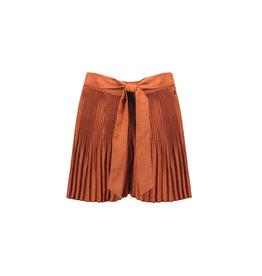 NoBell NoBell meiden plisse korte broek Silia Ginger