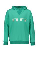 Bellaire Bellaire jongens hoodie Keep Sea Green