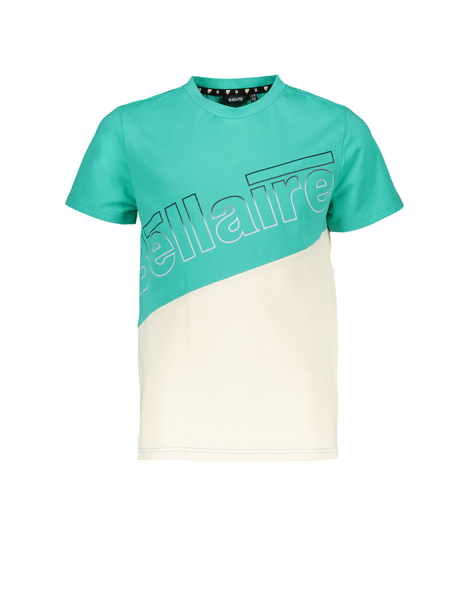 Bellaire Bellaire jongens t-shirt Kusy Sea Green