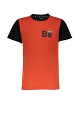 Bellaire Bellaire jongens t-shirt Kurt Red Clay
