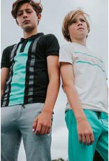Bellaire Bellaire jongens joggingbroek Sake Light Grey