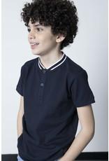 LEVV Levv jongens t-shirt Mattie Dark Blue