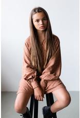LEVV Levv meiden jurk Magda Rust Retro