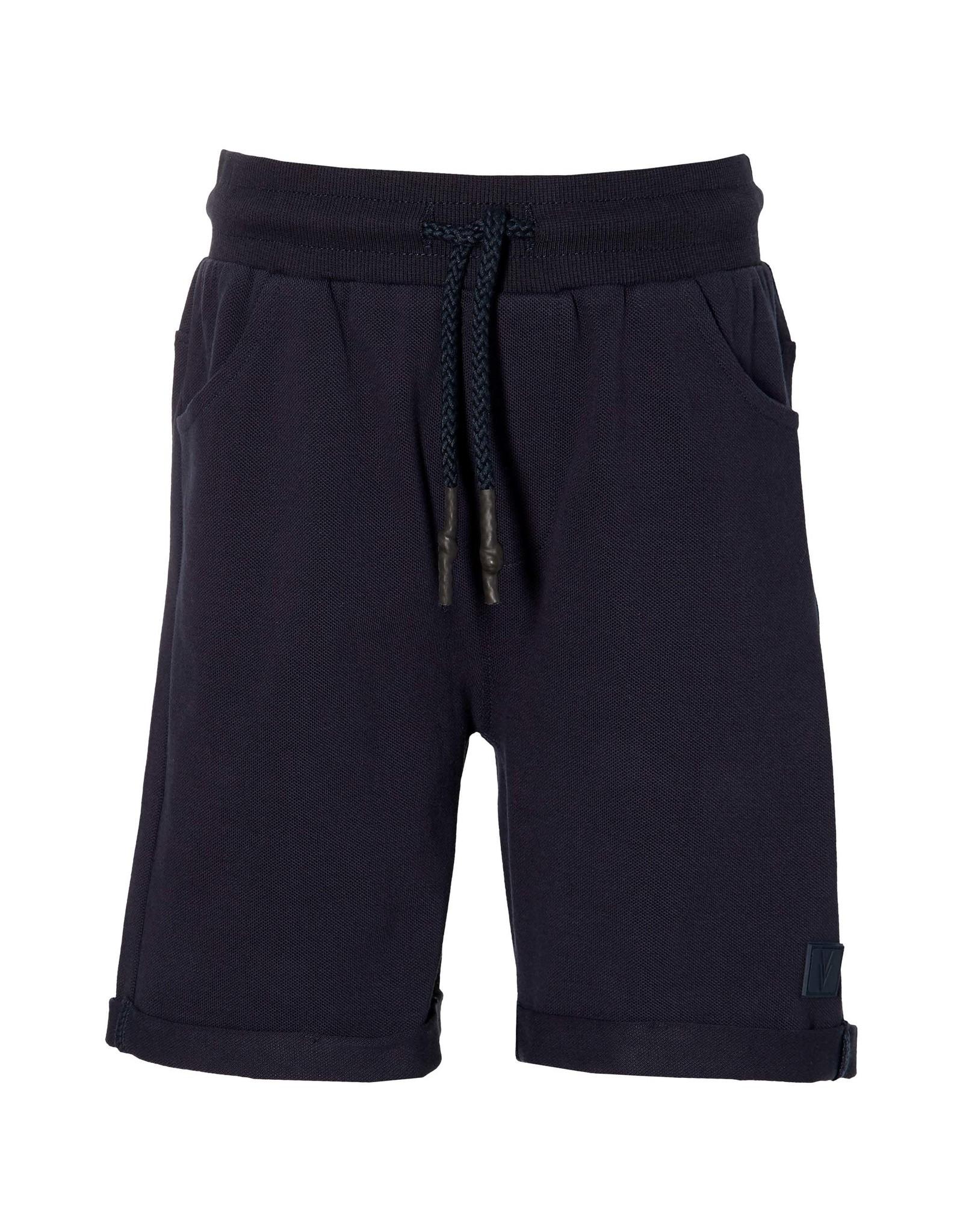 LEVV Levv jongens korte joggingbroek Myka Dark Blue