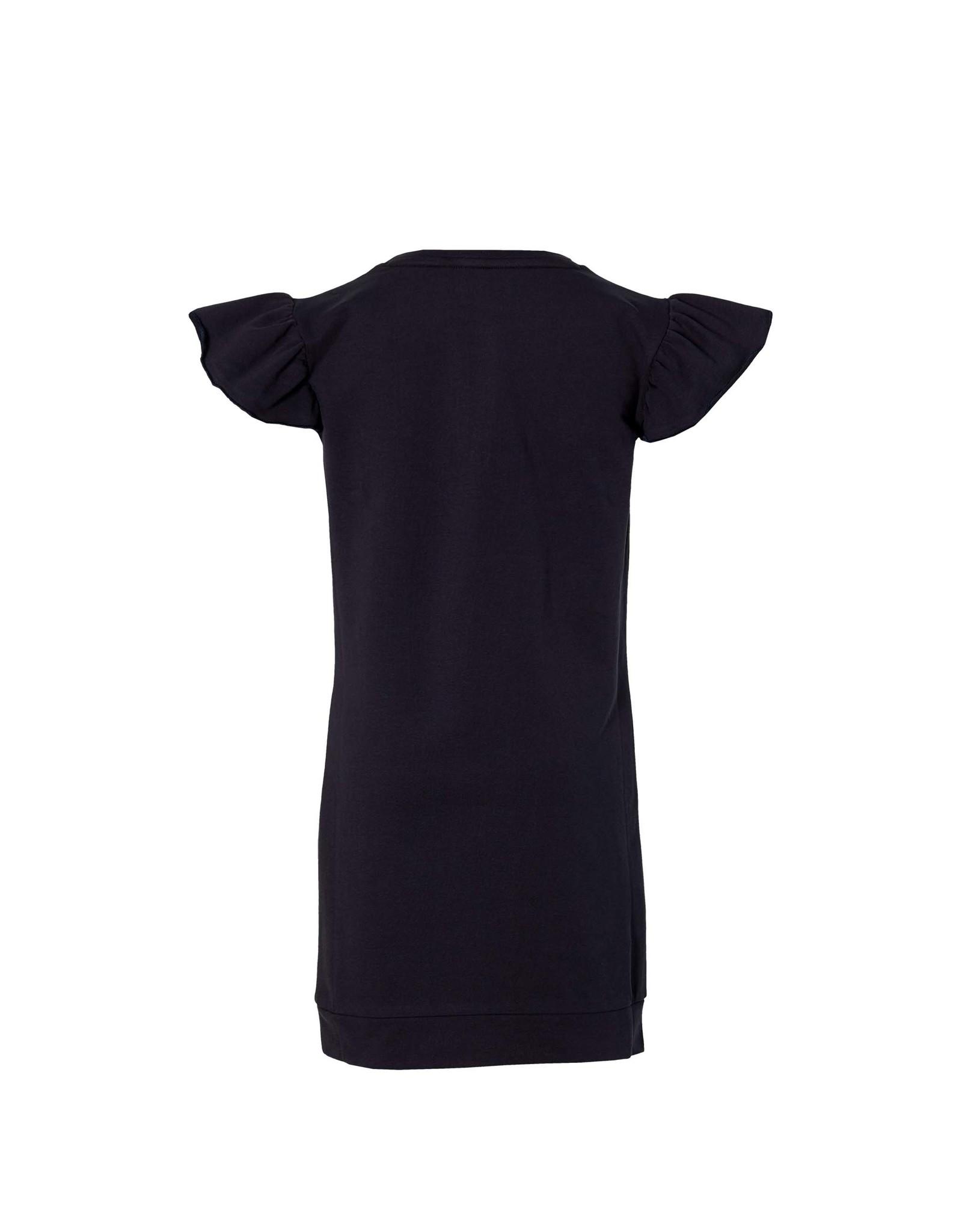 LEVV Levv meiden jurk Mace Dark Blue