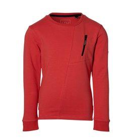 LEVV Levv jongens sweater Maven Cranberry