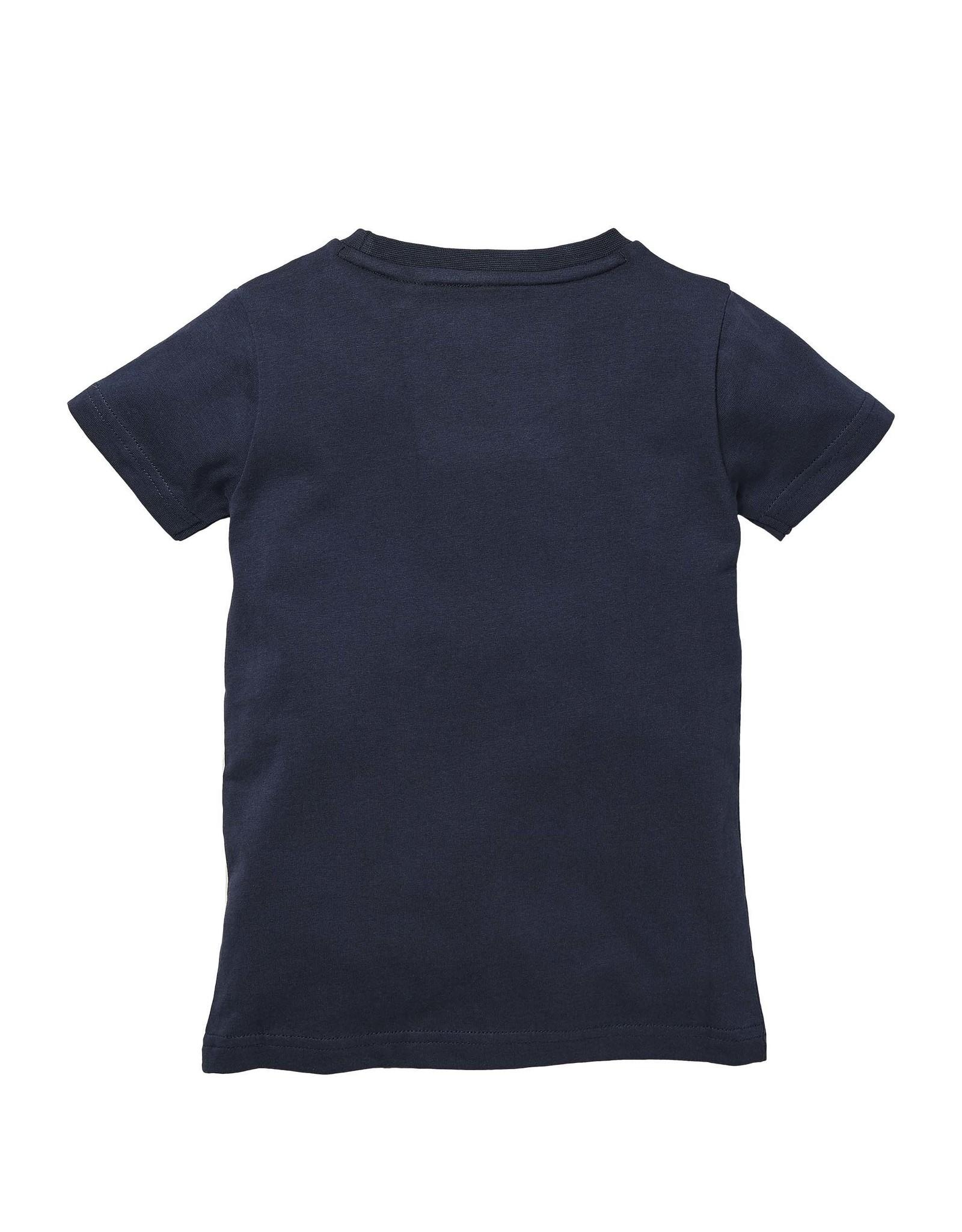 LEVV Levv jongens t-shirt Nani Dark Blue