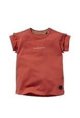 LEVV Levv meisjes t-shirt Nena Stone Red