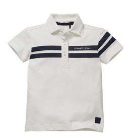 LEVV Levv jongens polo t-shirt Nicas White