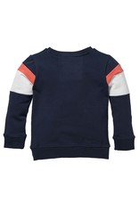 LEVV Levv jongens sweater Niek Dark Blue