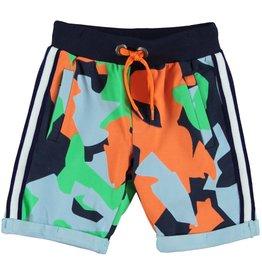 B'Chill B'Chill jongens korte joggingbroek Zack Multi