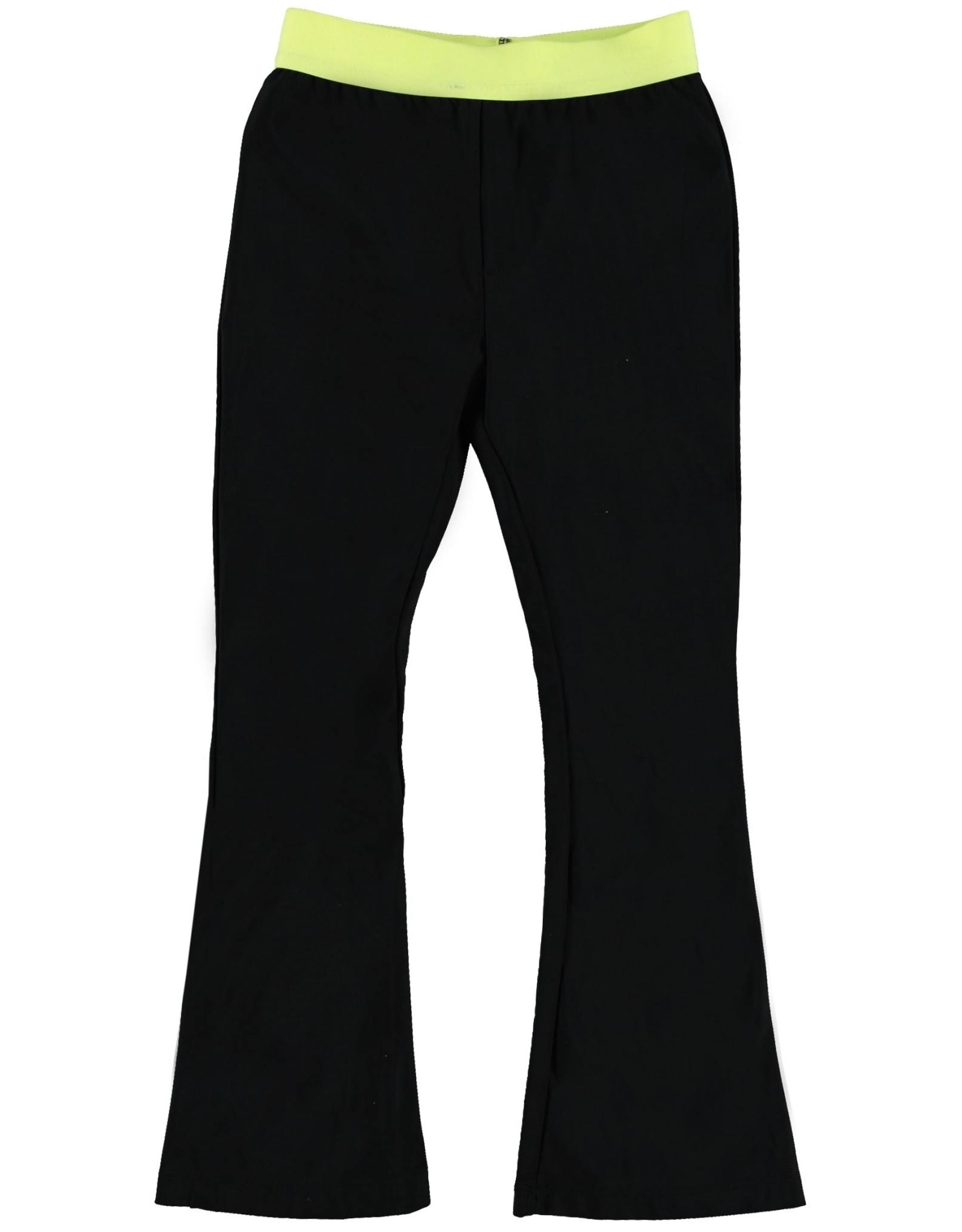 O'Chill O'Chill meiden flaired pants Paige Black