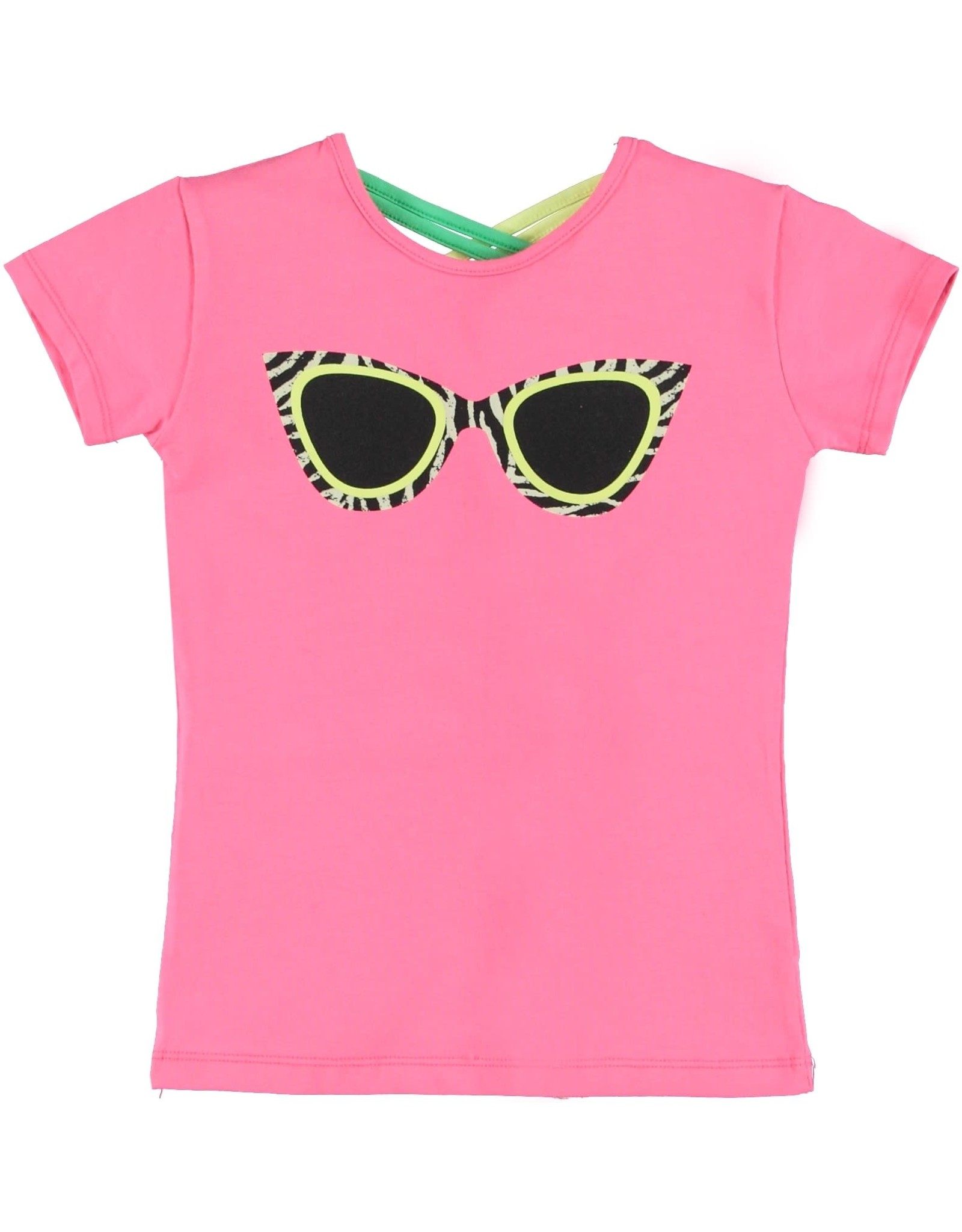 O'Chill O'Chill meiden t-shirt Violet Pink