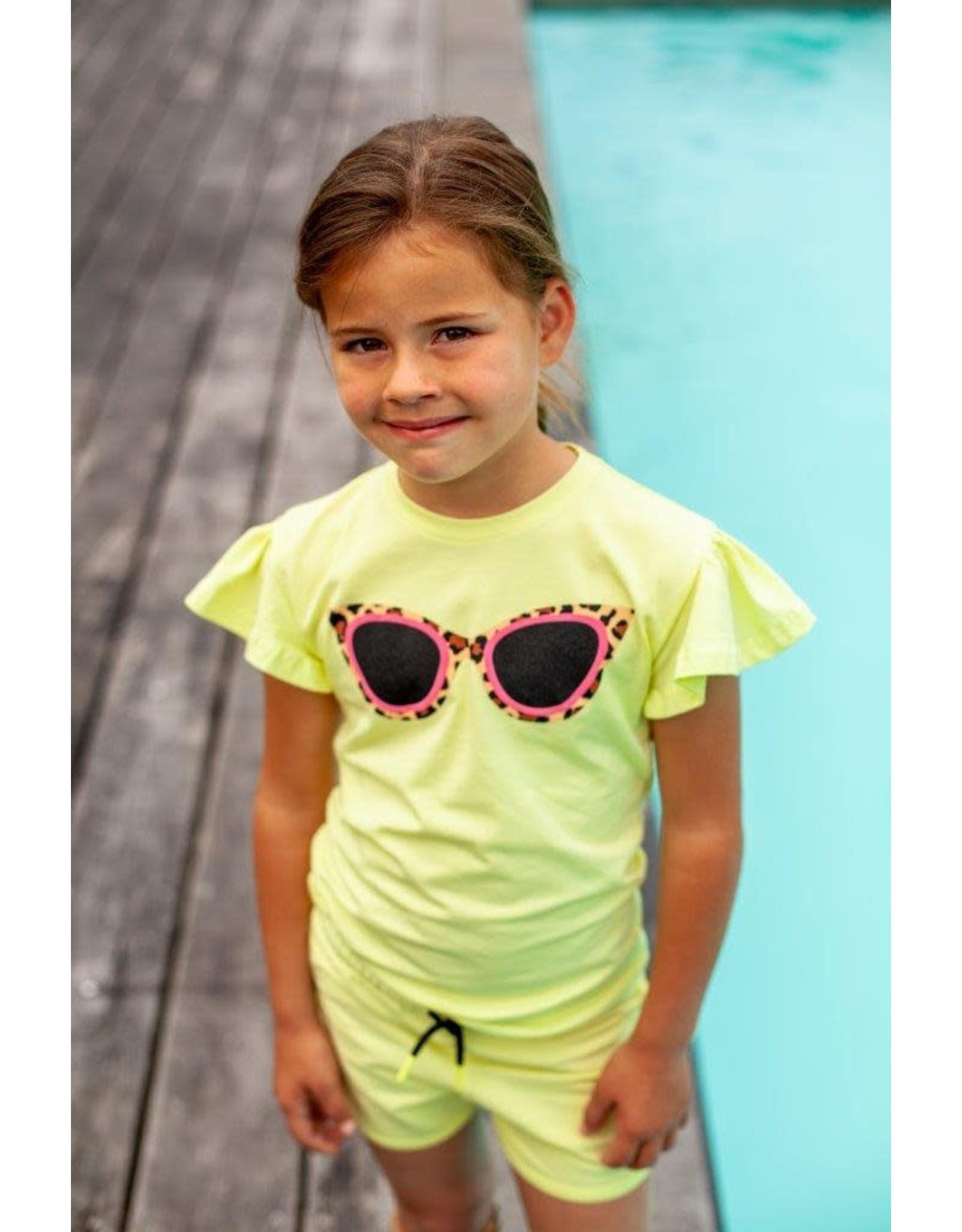 O'Chill O'Chill meiden t-shirt Vera Lime