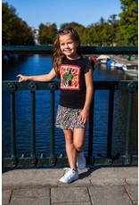 O'Chill O'Chill meiden t-shirt Willemien Black