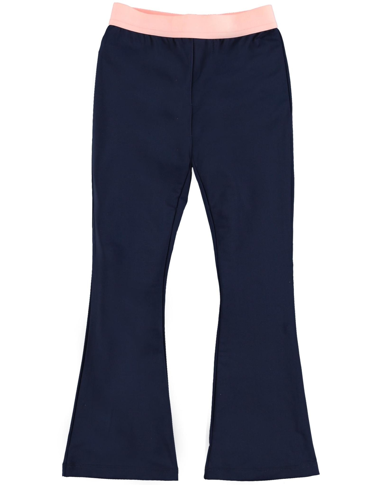 O'Chill O'Chill meiden travelstof flaired pants Macy Navy