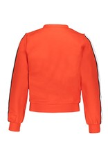 Elle Chic Elle Chic meiden sweater Stylish Red Sporty Chic