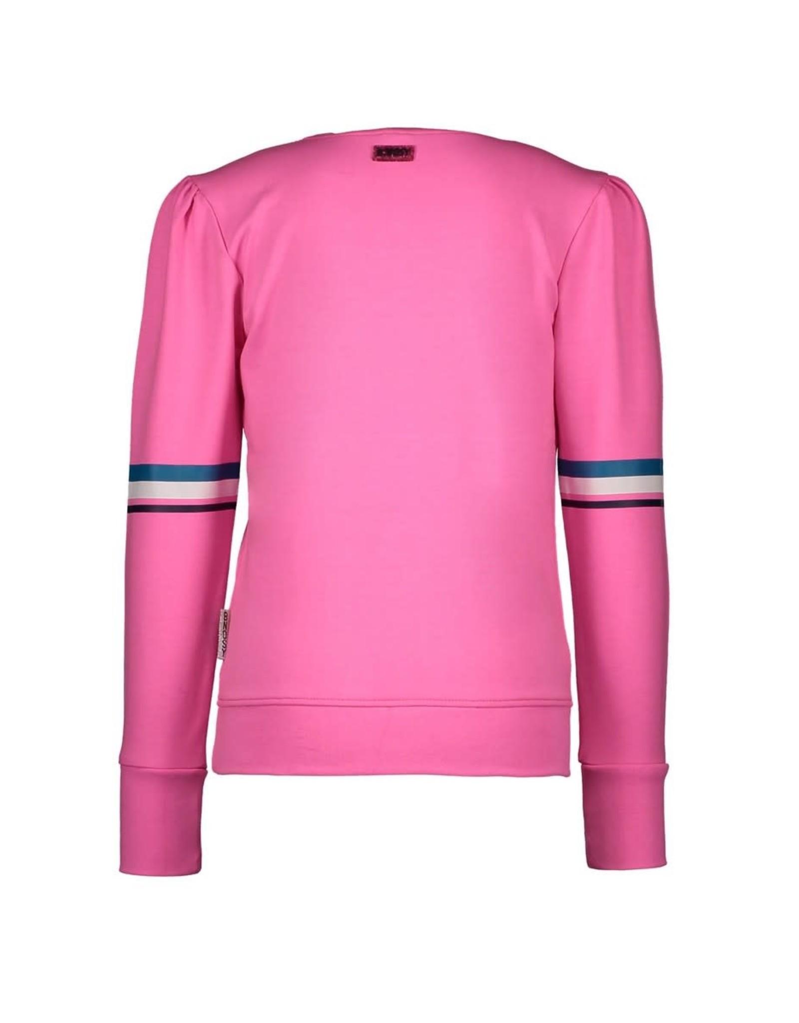 B.Nosy B.Nosy meisjes sweater Sugar Plum S21