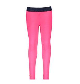 B.Nosy B.Nosy meisjes basic legging Knock Out Pink