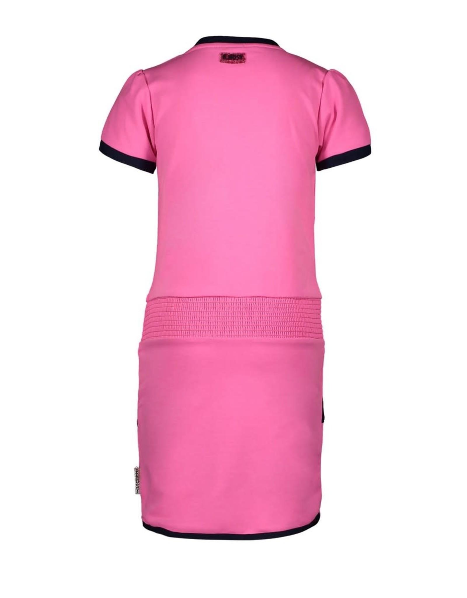 B.Nosy B.Nosy meisjes jurk Sugar Plum S21