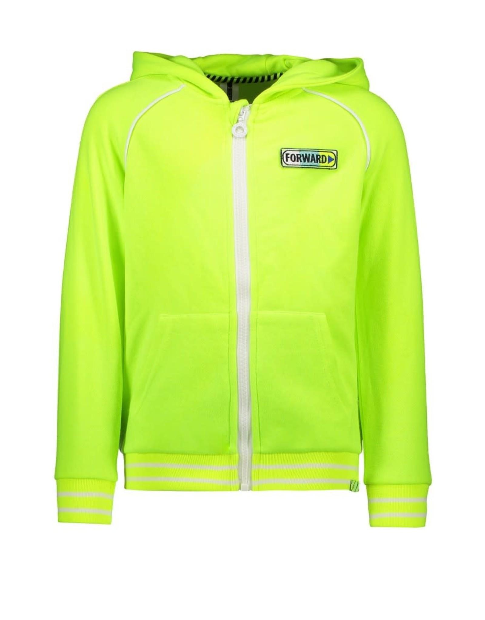 B.Nosy B.Nosy jongens vest Forward Safety Yellow