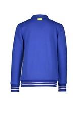 B.Nosy B.Nosy jongens vest Forward Check Cobalt Blue