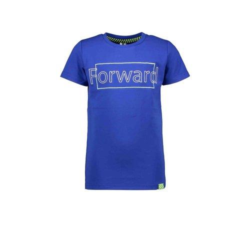 B.Nosy B.Nosy jongens t-shirt Forward Cobalt Blue
