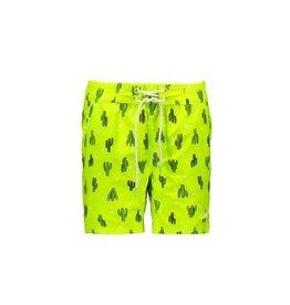 B.Nosy B.Nosy jongens zwembroek Cactus Safety Yellow