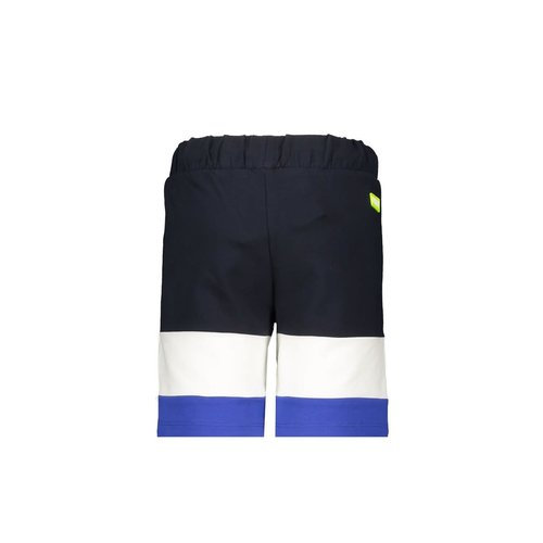 B.Nosy B.Nosy jongens korte broek Oxford Blue S21