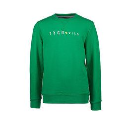 TYGO & vito TYGGO & vito jongens sweater borduurprint Green S21