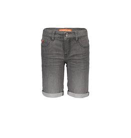 TYGO & vito TYGO & vito jongens korte stretch jeans l.grey denim S21
