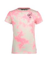 Moodstreet Moodstreet meisjes t-shirt Sparkling Pink Ty-dy